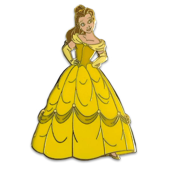 Belle Yellow Ballgown - Limited Edition of 600