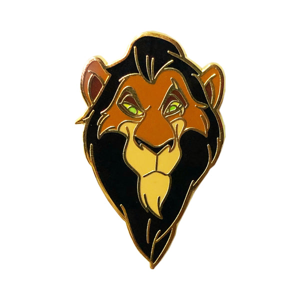 EXCLUSIVE Scar Pin -  Limited Edition 600