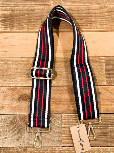 maxwell-james-ahdorned-striped-navy-strap