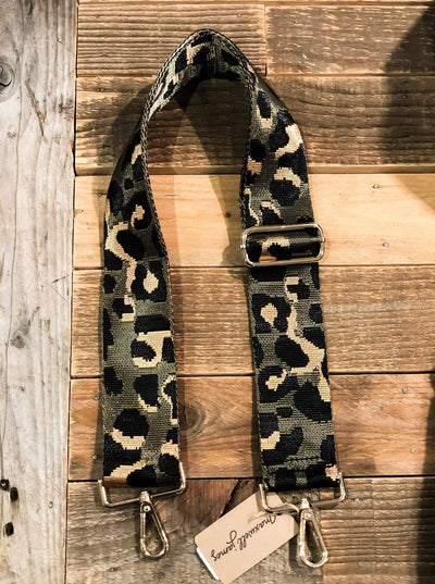 maxwell-james-ahdorned-green-ground-leopard-strap