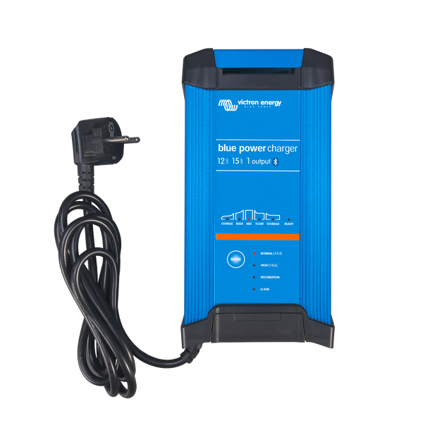 Victron Blue Smart IP22 Charger 12/30(1) 230V CEE 7/7 VellykketA