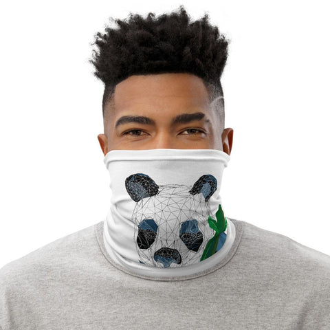Give Me Room to Breathe - Panda Neck Gaiter - Manakin Dance
