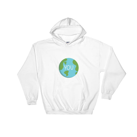 I Choose You Hooded Sweatshirt - Manakin Dance