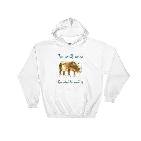 Rhino Anti-Trafficking Hooded Sweatshirt - Manakin Dance