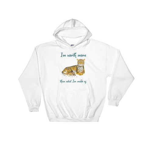 Tiger Anti-Trafficking Hooded Sweatshirt - Manakin Dance