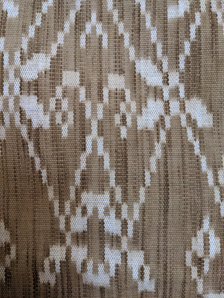 Handwoven Natural Dye Ikat from Rote Ndao