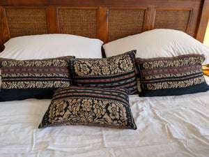 Vintage Savu Ikat Pillow