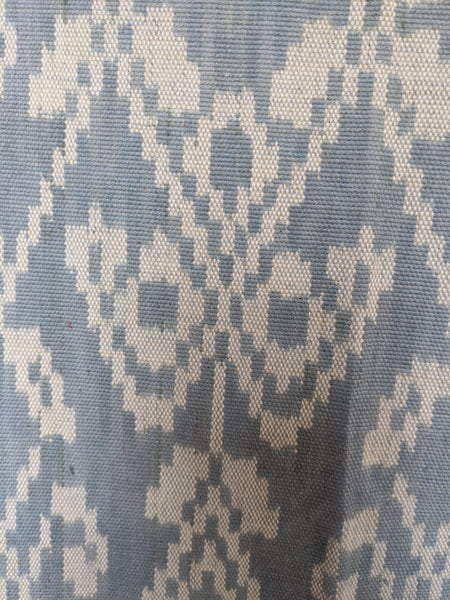 Natural Indigo Ikat from Rote Ndao