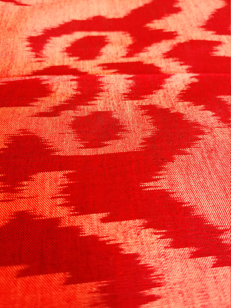 Balinese weft Ikat from Tabanan