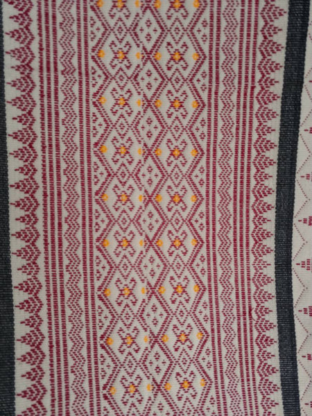 Burma Chin Blanket from Northern Myanmar