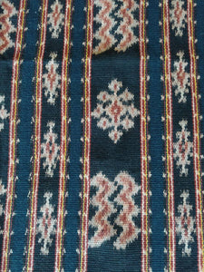Savu Natural Dye Ikat Traditional Textile