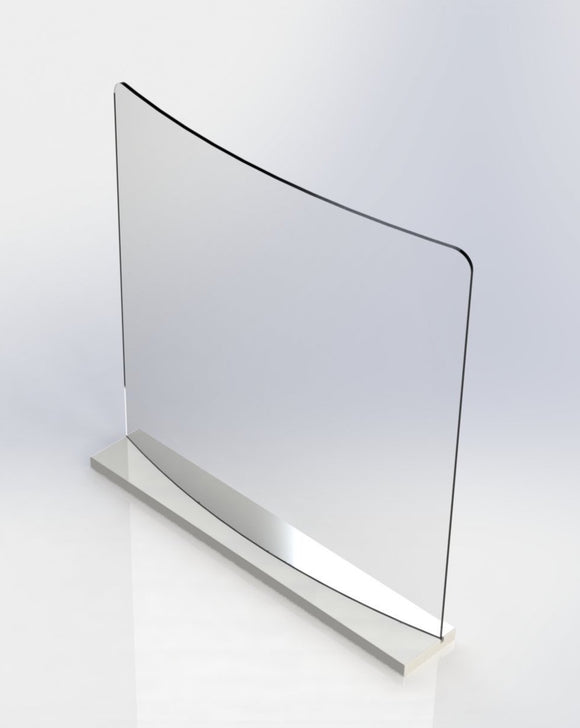 Medium Table Top Shield - 24