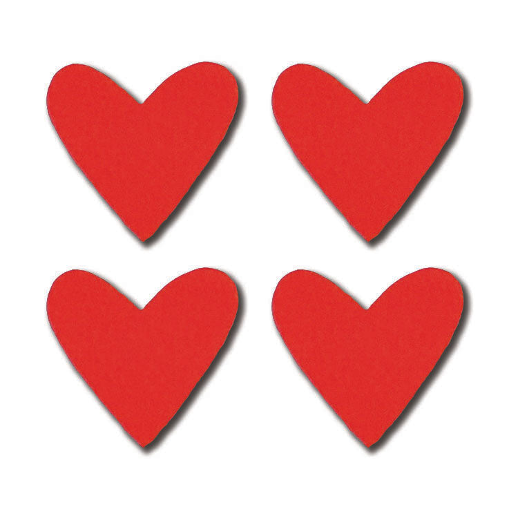 Heart Magnets | Set of 4