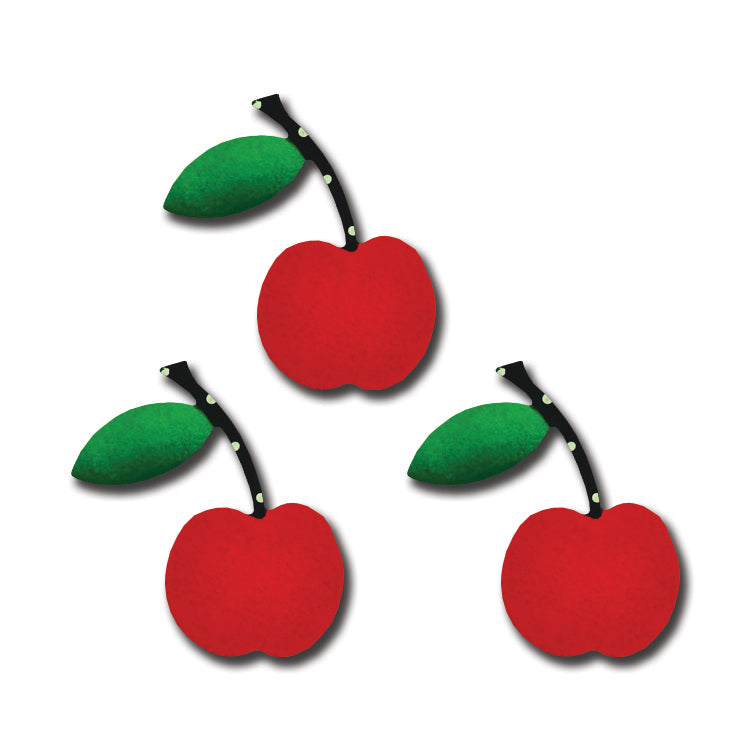 Cherry Magnets S/3