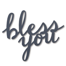 "Load image into Gallery viewer, ""Bless You"" Magnet"