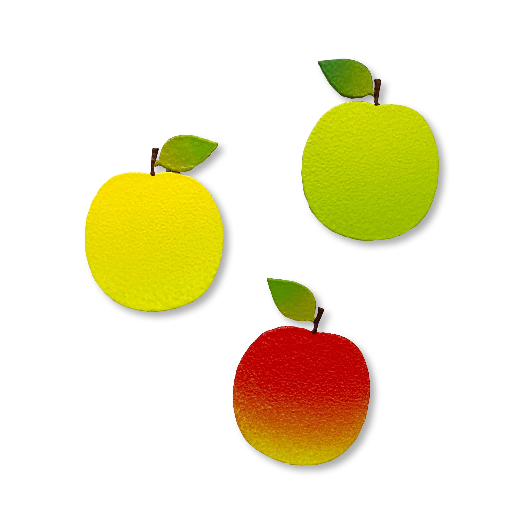 Apple Magnets S/3