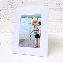 Load image into Gallery viewer, Frame 5x7 White, Horizontal or Vertical
