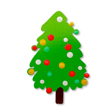 Load image into Gallery viewer, Christmas Tree Magnet
