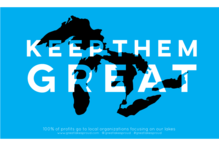Great Lakes Proud Classic Bumper Sticker