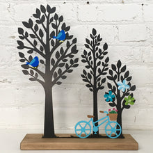 Load image into Gallery viewer, Everyday Trees w/ Wood Base Magnetic Décor