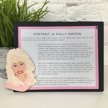 Load image into Gallery viewer, Dolly Parton Magnet