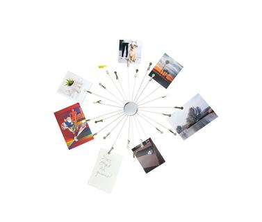 Photo & Memo Sunburst Holder