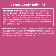 Load image into Gallery viewer, Candy Club Cotton Candy Taffy