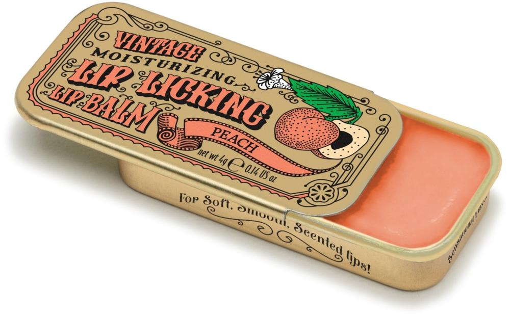 Tinte Lip Licking Flavored Lip Balm Peach