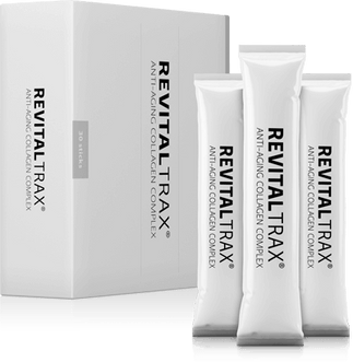 Click here for more information about RevitalTrax Anti-Aging Collagen Complex.