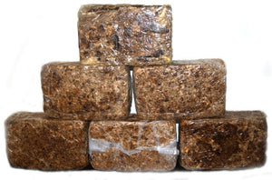 African Black Soap Bars 2 Oz 100% Natural Raw Pure WHOLESALE From Ghana Buy 3, Get 1 FREE!, Organic, Unrefined, for Acne, Rosacea, Psoriasis