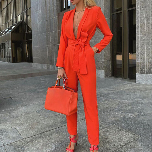 Tracksuit Long Sleeve Suit