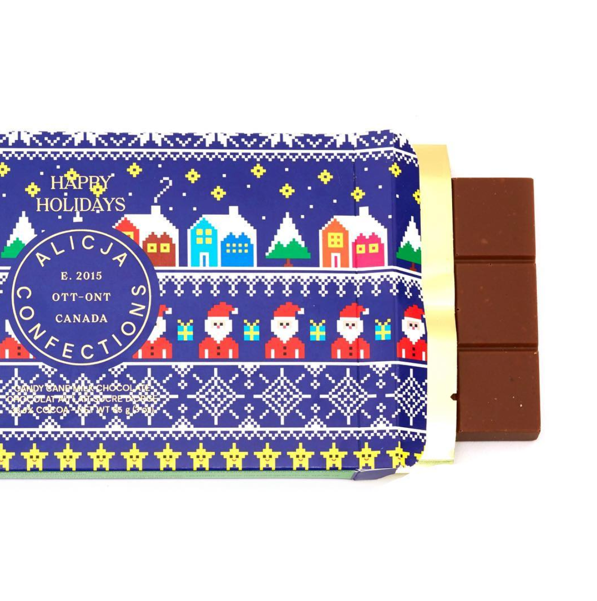 alicja confections chocolate bar