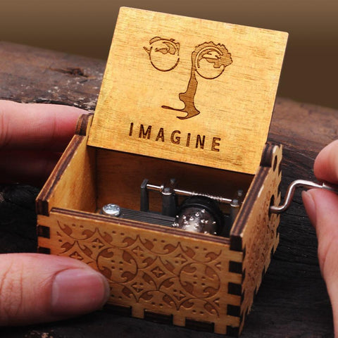 Image of Imagine - John Lennon John Lennon hellotunebox