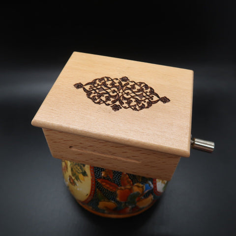 "Image of CUSTOM ""CREATE YOUR OWN"" MUSIC BOX Custom music box hellotunebox"