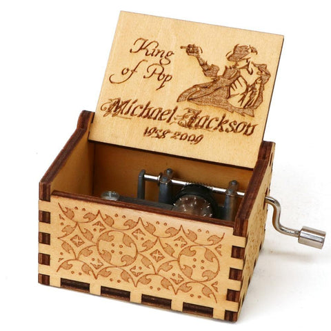 Michael Jackson hellotunebox Design 1