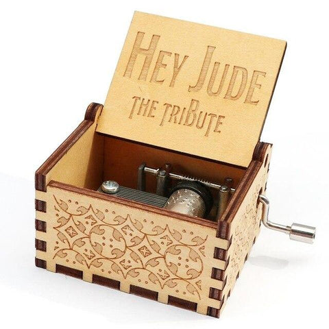 Image of Hey Jude Hey Jude hellotunebox Design 1