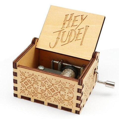 Image of Hey Jude Hey Jude hellotunebox Design 4