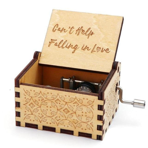 Can't Help Falling In Love Cant Help Falling In Love hellotunebox Script