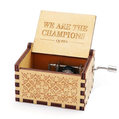 We Are The Champions Queen hellotunebox