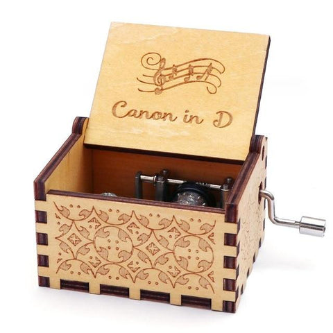 Image of Canon In D Canon hellotunebox