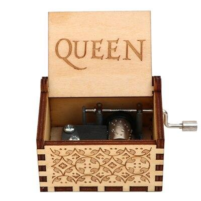Image of Queen Queen hellotunebox Queen Letters