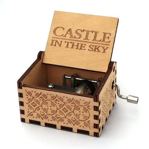 Image of Castle In The Sky Castle In The Sky hellotunebox Castle In The Sky Text