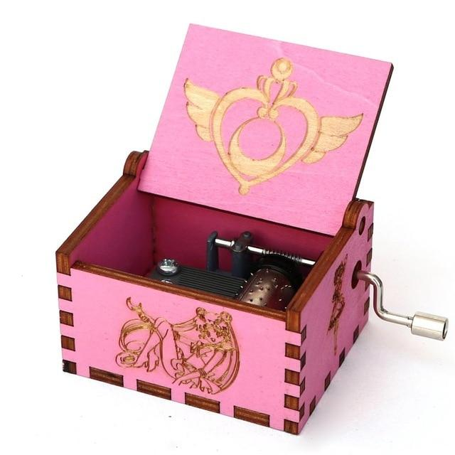 Sailor Moon Sailor Moon hellotunebox Design 9