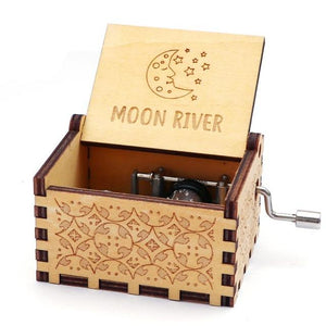 Moon River Moon River hellotunebox