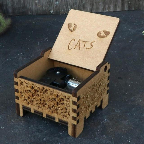 CATS Automatic Automatic Music Box hellotunebox