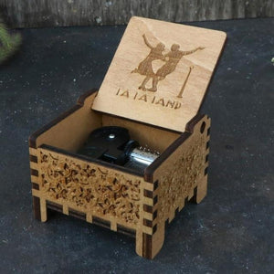 La La Land Automatic Automatic Music Box hellotunebox