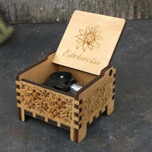 Edelweiss Automatic Automatic Music Box hellotunebox