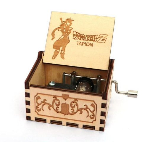 Image of Dragon Ball Dragon Ball hellotunebox Design 21