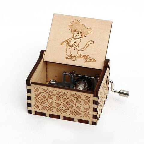 Image of Dragon Ball Dragon Ball hellotunebox Design 19