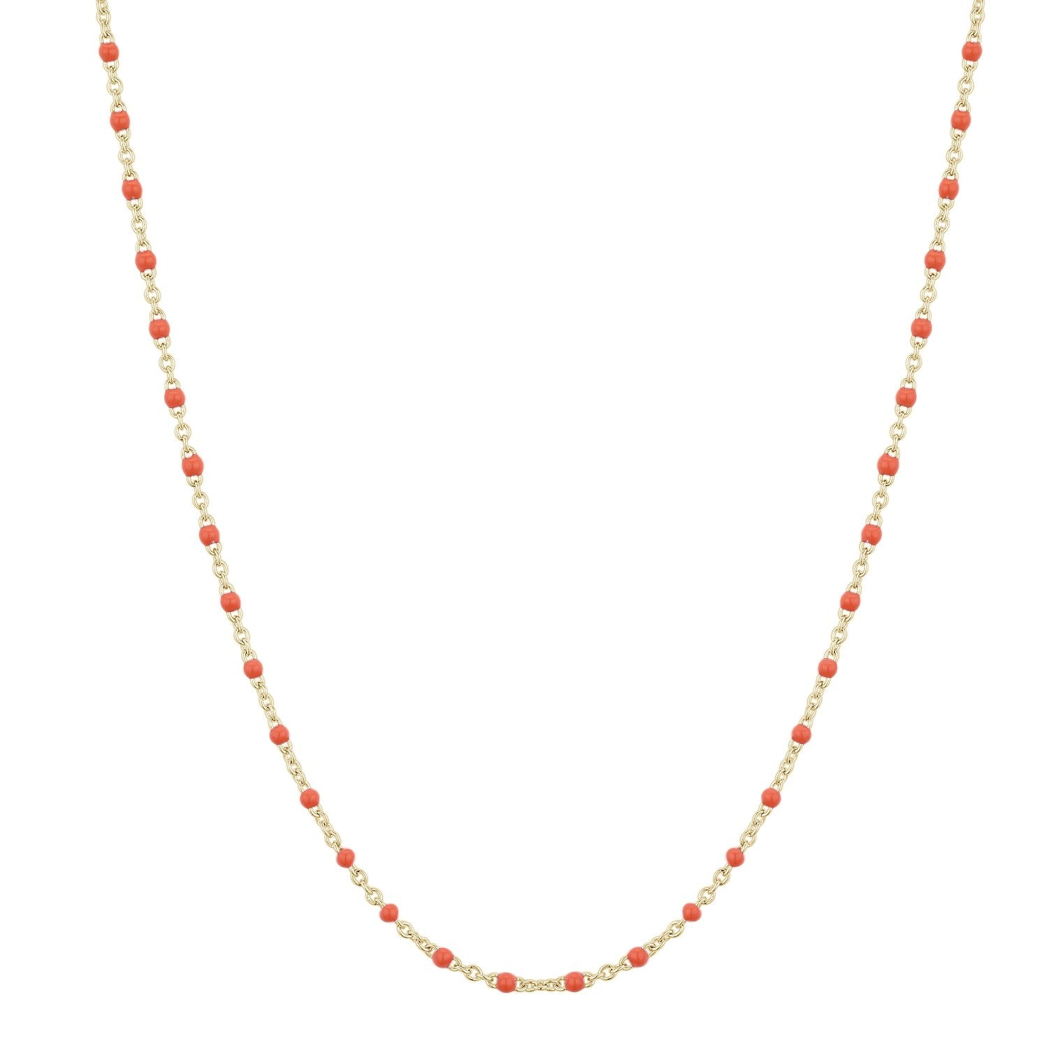 Co enamel coral